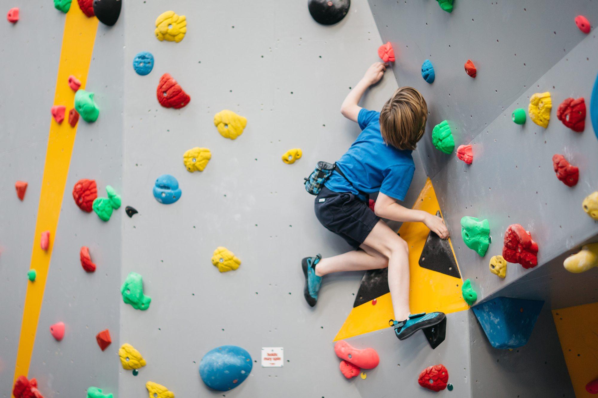 Gallery - Oakwood Climbing Centre - Bouldering, Climbing ...