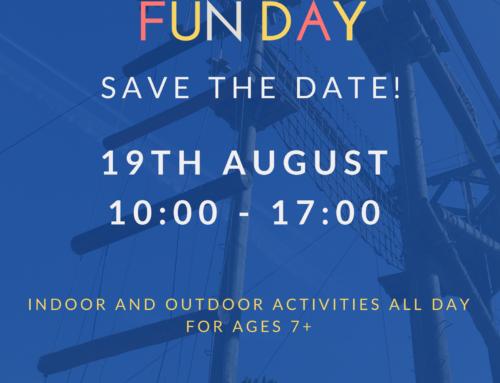 Charity Summer Fun Day